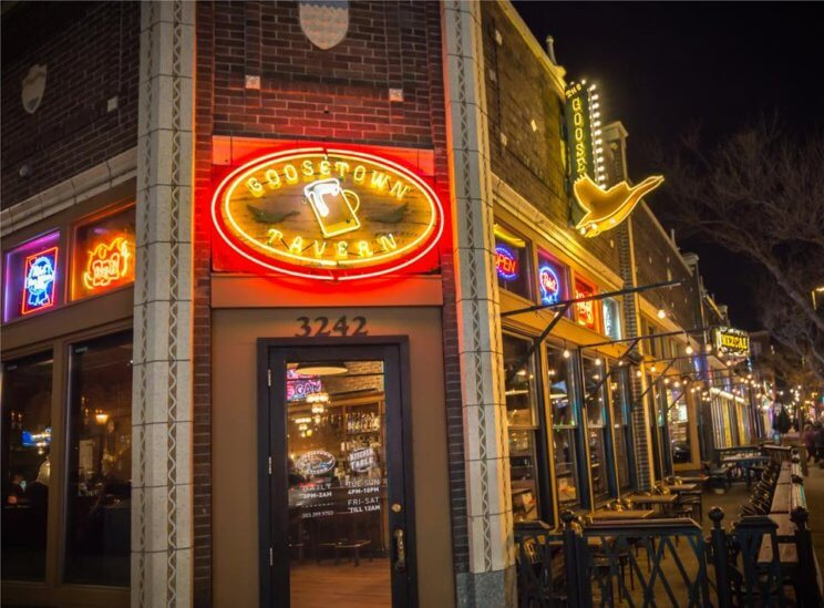 Goosetown Tavern | The Denver Ear