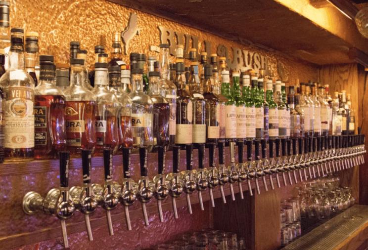 Bull & Bush Brewery | The Denver Ear