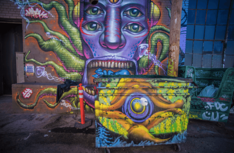 Denver Murals | The Denver Ear