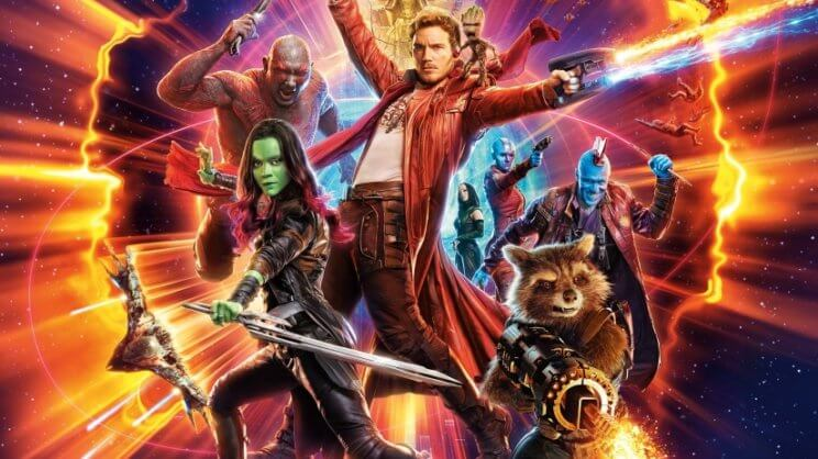 "Hollywood Favorite: ""Guardians of the Galaxy Vol.2"" 
