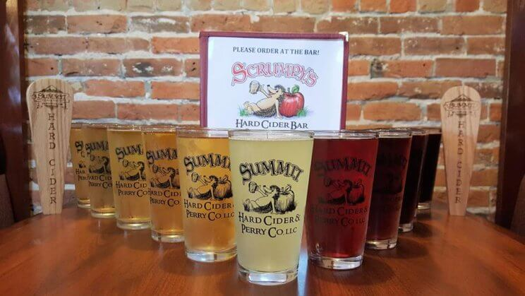 Summit Hard Cider | The Denver Ear