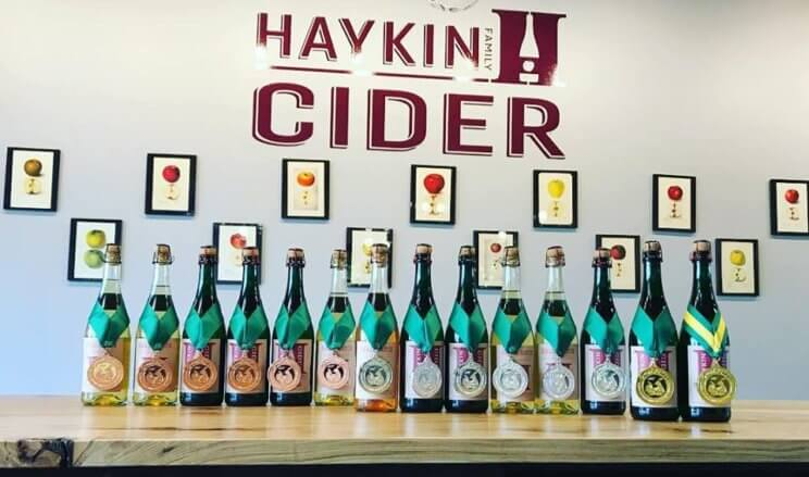 Haykin Family Cider | The Denver Ear