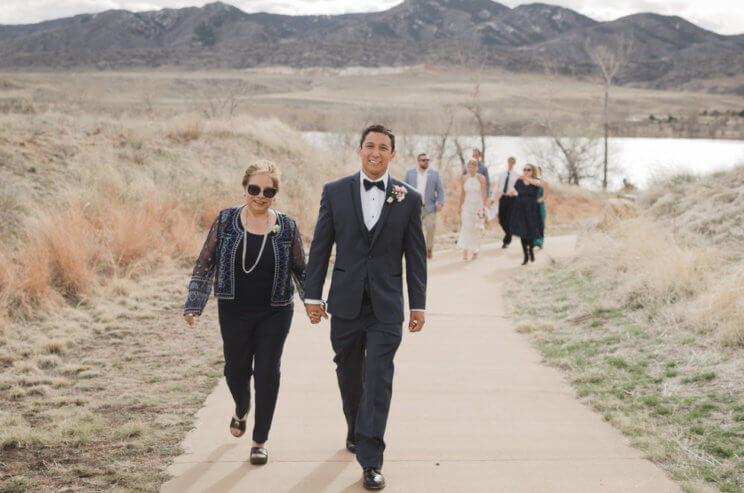 Simply Eloped Chatfield State Park | The Denver Ear