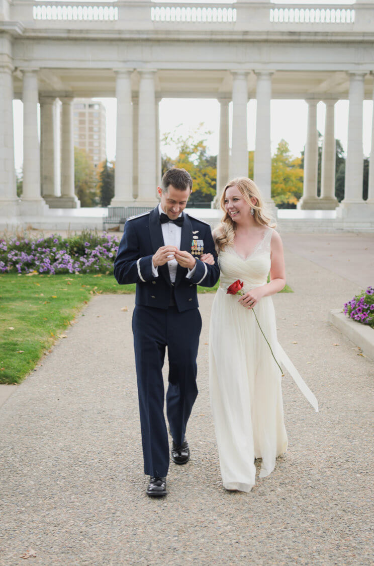 Simply Eloped Cheesman Park | The Denver Ear