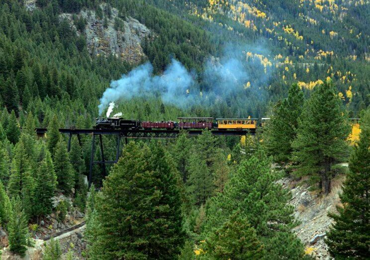 Georgetown Loop Railroad | The Denver Ear