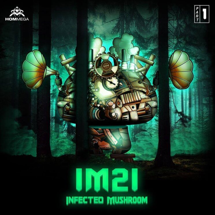 Infected Mushroom | The Denver Ear