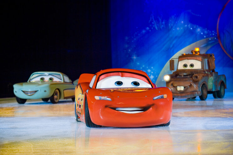 Disney on Ice Presents: Worlds of Enchantment