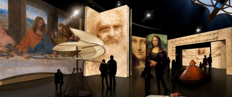 Leonardo da Vinci: 500 Years of Genius | The Denver Ear