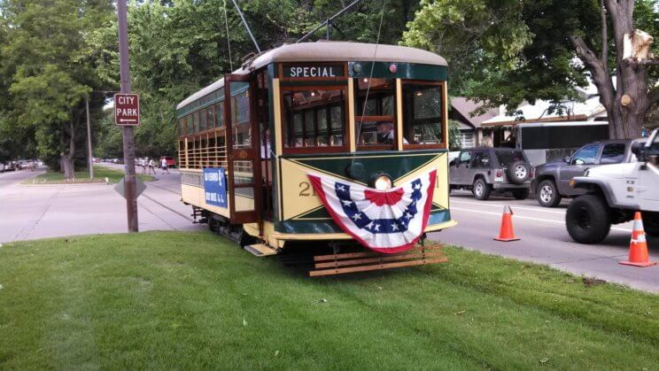 Fort Collins Trolley | The Denver Ear