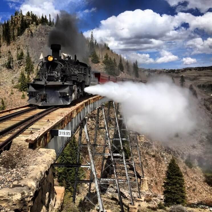Cumbres & Toltec Scenic Railroad | The Denver Ear