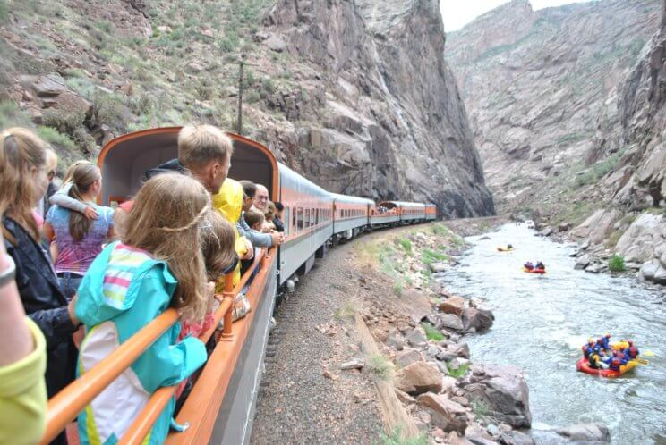 Royal Gorge Route Railroad | The Denver Ear