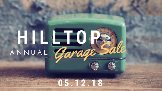 Hilltop Annual Garage Sale