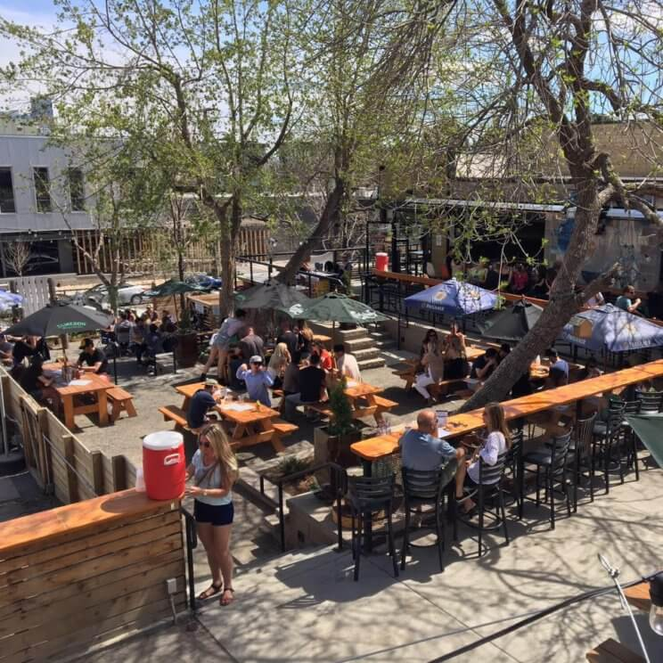 Recess Beer Garden LoHi | The Denver Ear
