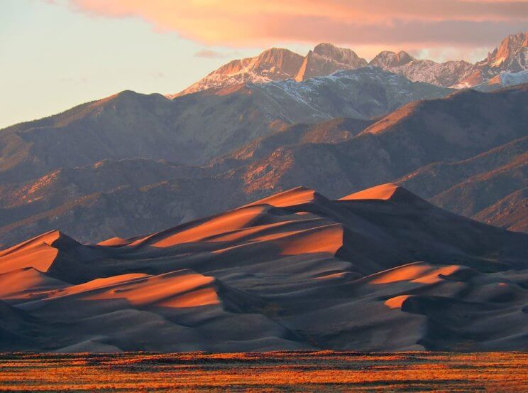 Great Sand Dunes National Park and Preserve | The Denver Ear