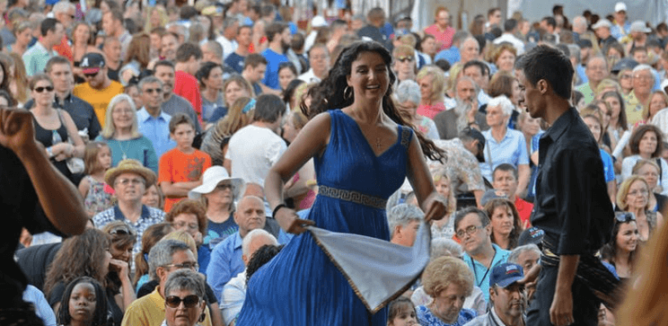 The Denver Greek Festival | The Denver Ear