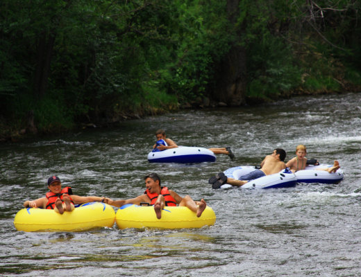 Places to Go Tubing Near Denver | The Denver Ear