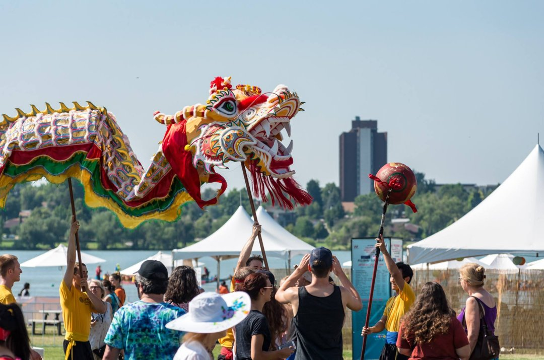 Colorado Dragon Boat Festival | The Denver Ear