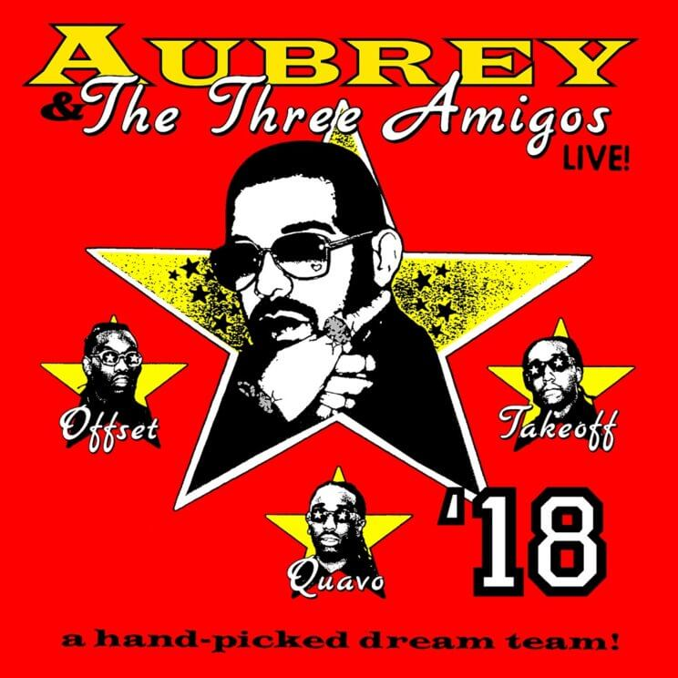 Drake & Migos: Aubrey & The Three Migos Tour | The Denver Ear