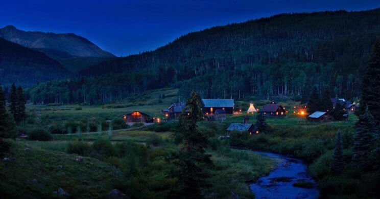 Dunton Hot Springs Resort | The Denver Ear