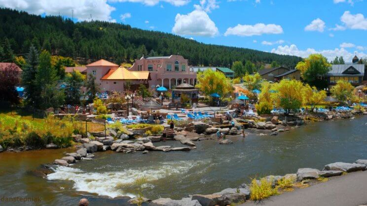 The Springs Resort & Spa | The Denver Ear