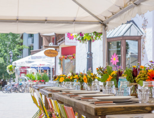 Vail Farmers' Market's Farm-to-Table Dinner Series | The Denver Ear