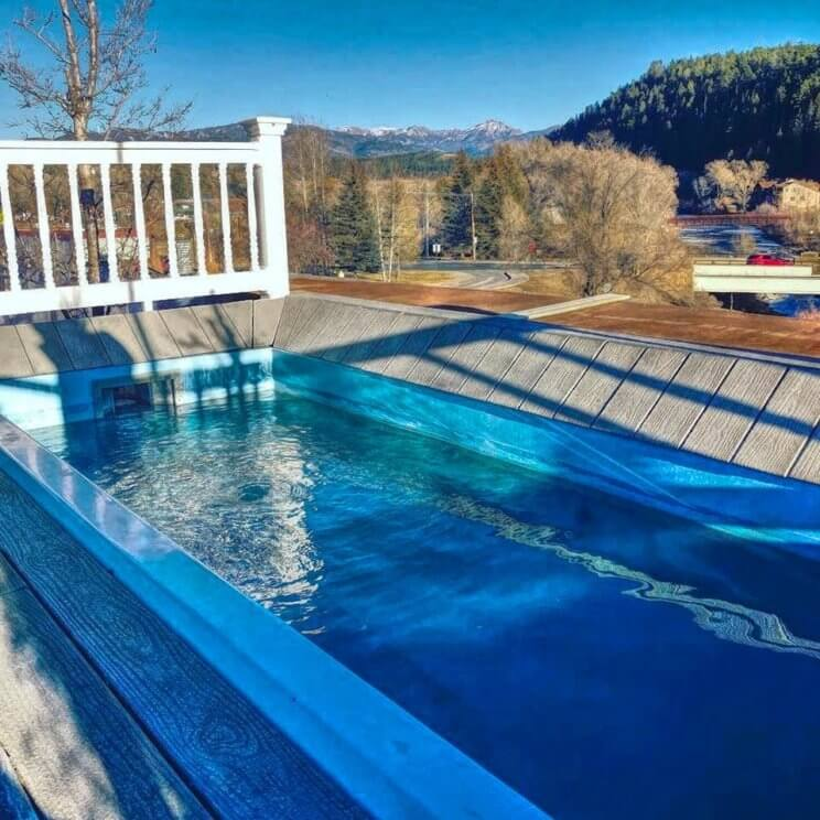 Overlook Hot Springs | The Denver Ear