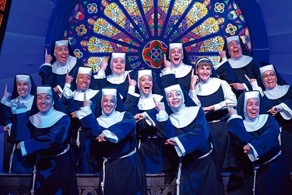 Sister Act: The Musical   The Denver Ear