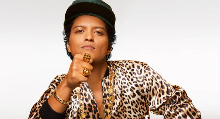 Bruno Mars | The Denver Ear