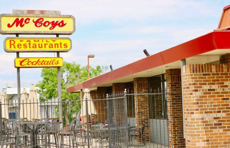 McCoy's Restaurant |The Denver Ear
