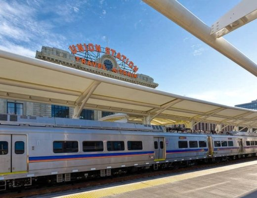 Discover Stops on the Way from DIA to Union Station | The Denver Ear