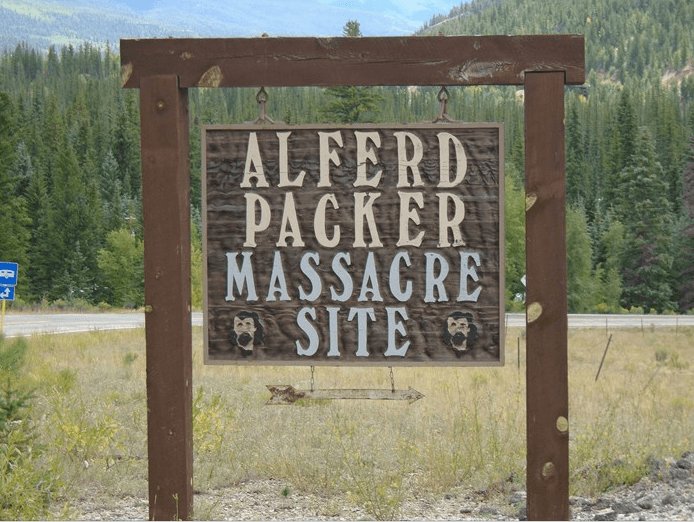 Alferd Packer Cannibal Massacre Site | The Denver Ear