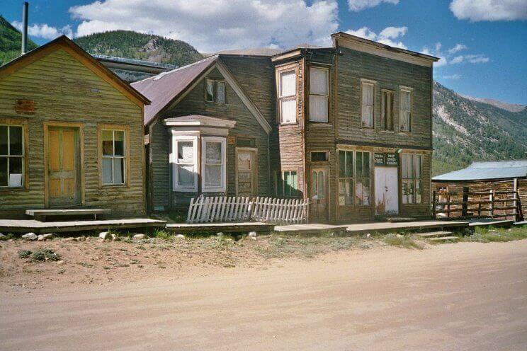 St Elmo Ghost Town | The Denver Ear
