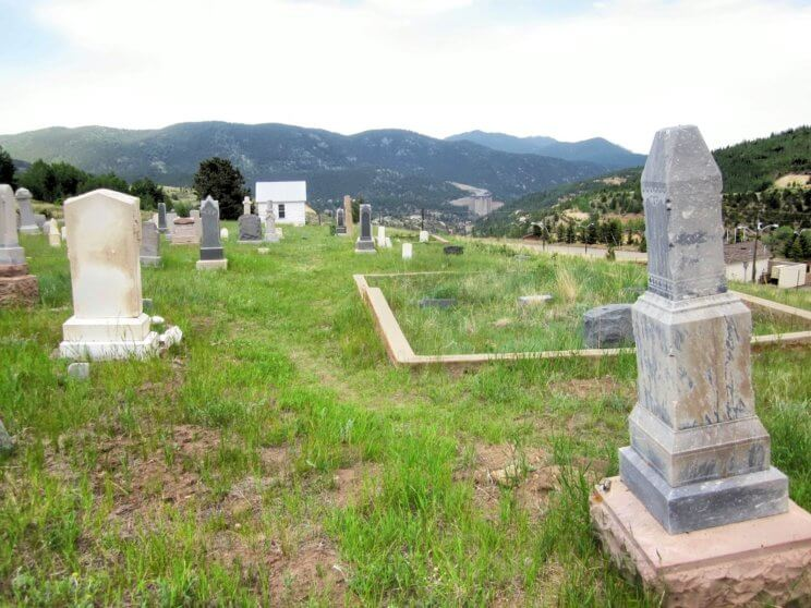 Central City Masonic Cemetery | The Denver Ear