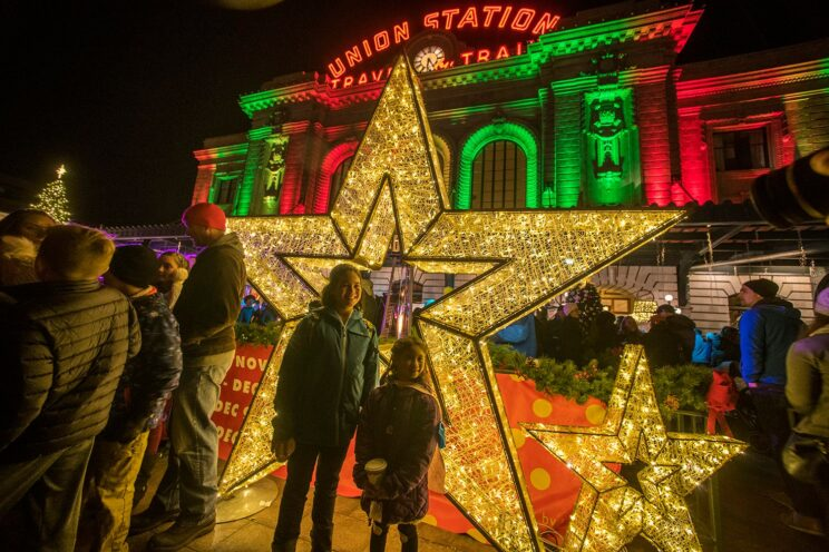 Union Station's The Grand Illumination