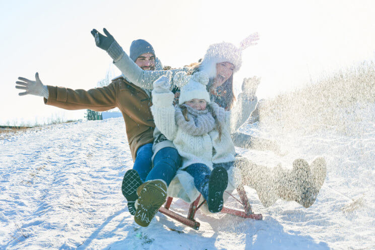 7 Great Sledding Spots In And Around Denver | The Denver Ear