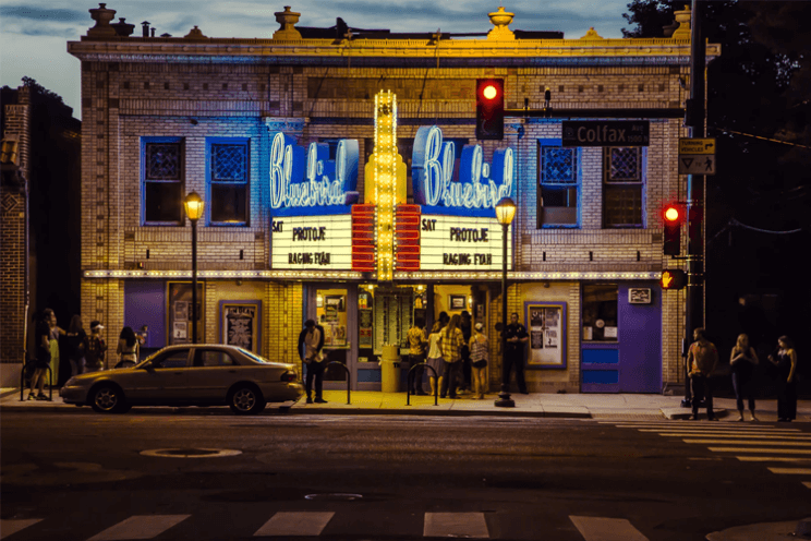 Bluebird Theater | Things to do in Denver