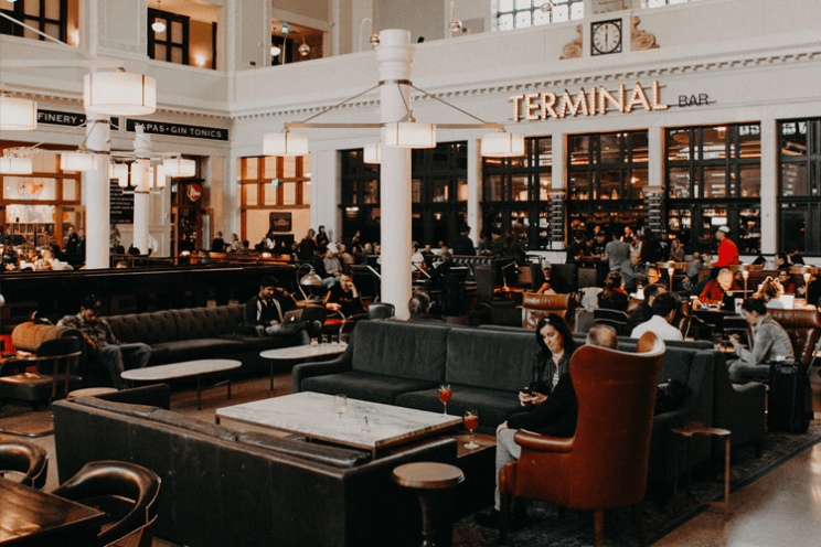 Union Station Terminal Bar | Things to do in Denver