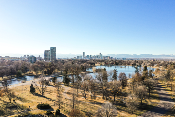 City Park Denver where to take out of town guests
