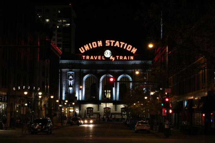 Union Station Denver where to take out of town guests