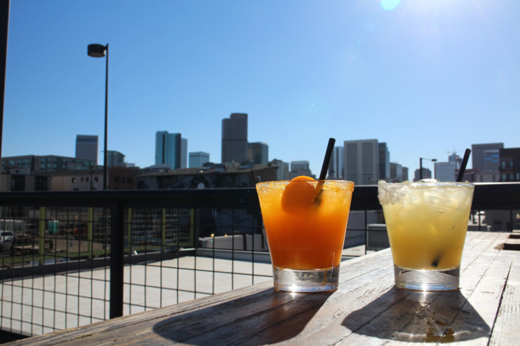 best rooftop patios in Denver Colorado