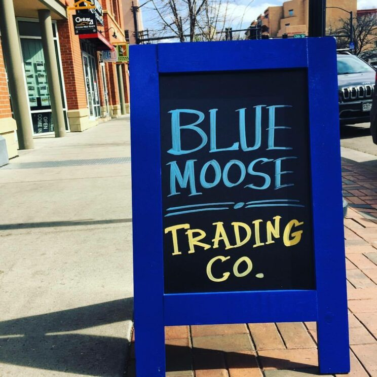 Blue Moose Trading Co.