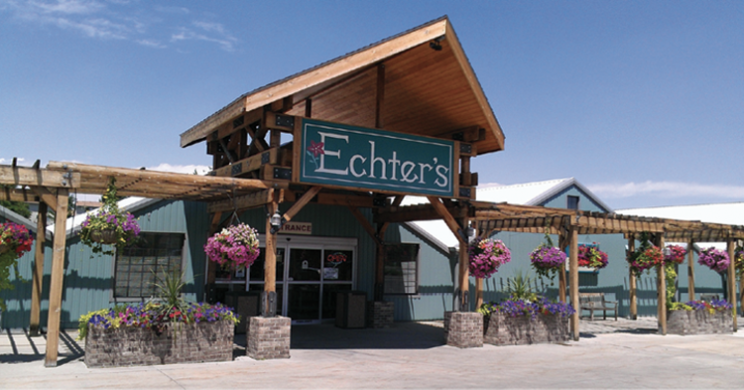 Echter's Garden Center | Denver Garden Centers