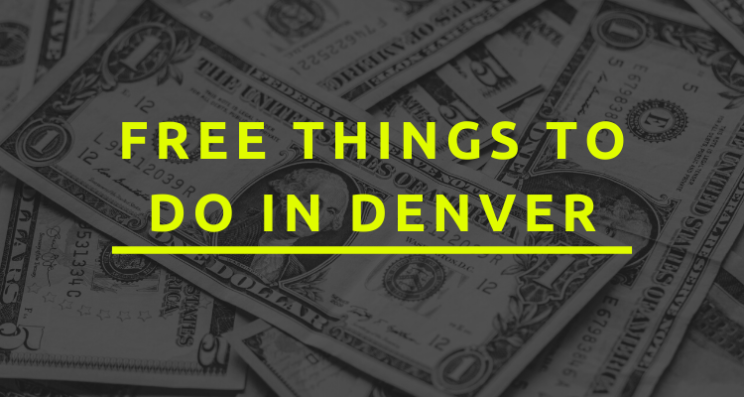 Cheap Denver Activities