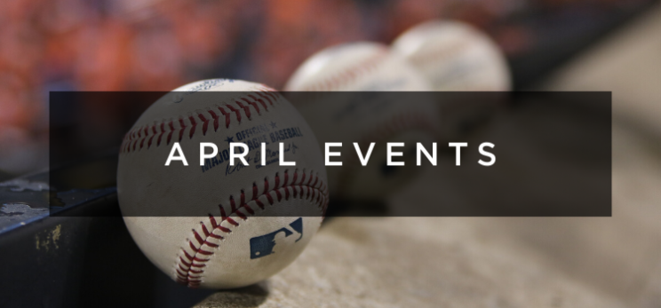 April Events in Denver, CO