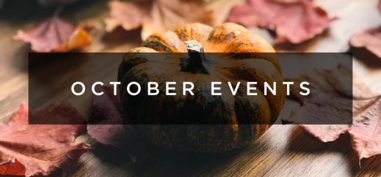October Events in Denver, CO