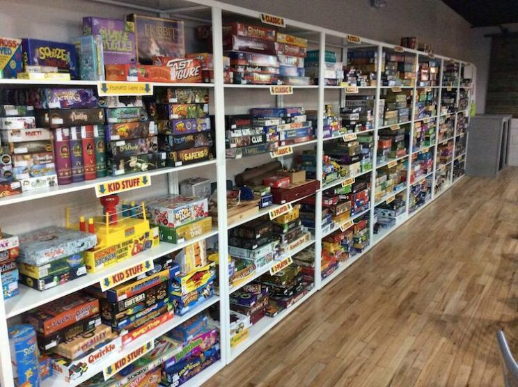 The Board Game Republic | Things to do in Denver