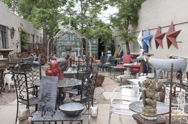 Denver Antique + Vendor Stores