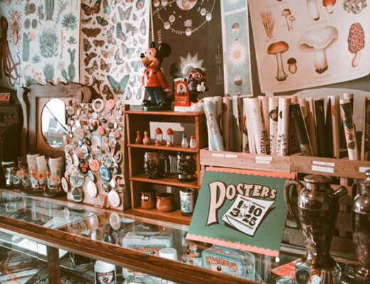 Denver Antique + Vendor Stores