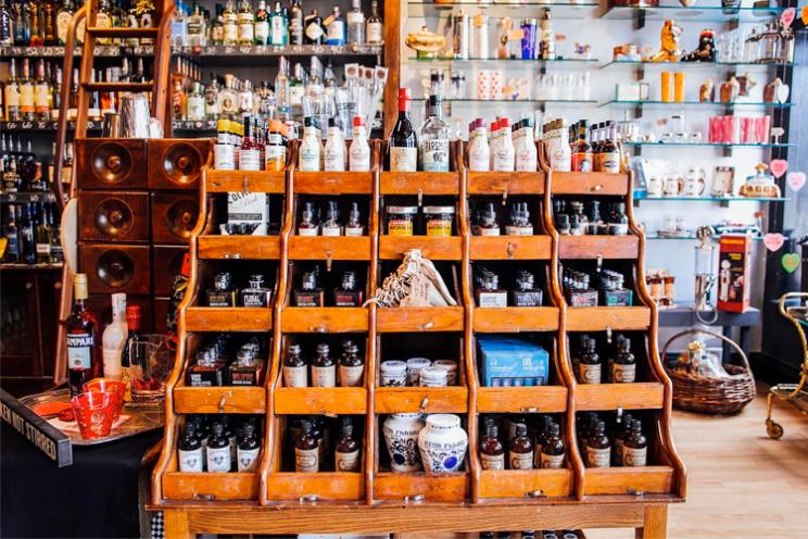 Bottle Shop 33 Denver Wine Shop