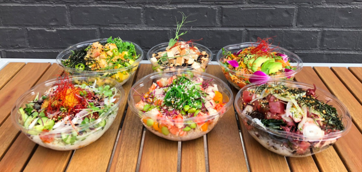 Denver Poke Company | Denver Restaurants